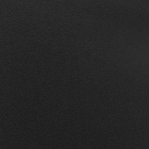 Doppio jersey creponato stretch nero