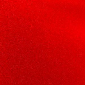 Doppio jersey creponato stretch rosso