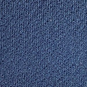 jersey creponato stretch blu