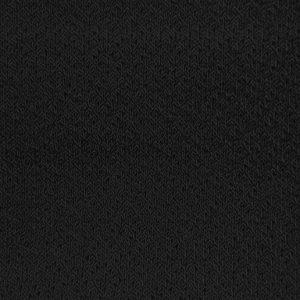 jersey creponato stretch nero