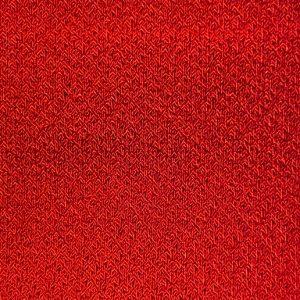 jersey creponato stretch rosso