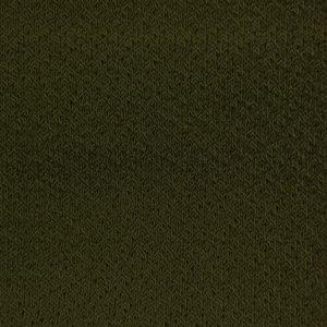 jersey creponato stretch verde